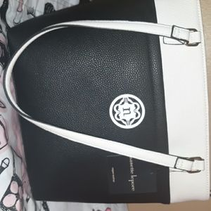 Nanette lepore Black and white Handbag